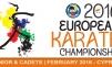43 EKF JUNIOR, CADET & U21 CHAMPIONSHIPS - LIMASSOL - CIPRU