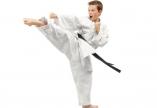220 de copii vor face o demonstratie de karate la Supercupa Romaniei la Fotbal