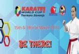 ROMANIA participa la Etapa de Karate 1 din Slovenia, cu o delegatie de 13 persoane plus un Arbitru in persoana lui Leonard Baloi.