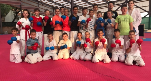 TURNEE INTERNATIONALE KARATE 1 YOUTH LEAGUE : UMAG - IUNIE-IULIE 2018